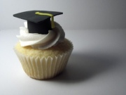 With student debt on the rise, college isn't such a cake walk, and the job perspectives afterward aren't so sweet. Photo Credit: clevercupcakes